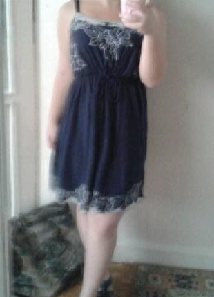 vintage elbise.