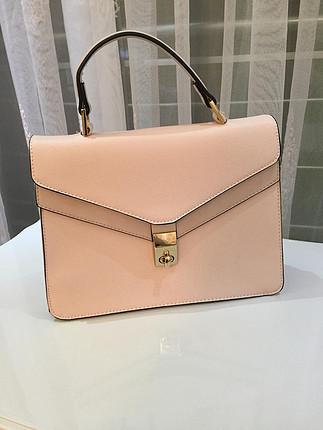 diğer Beden Yeni etiketli pudra pembesi çanta????