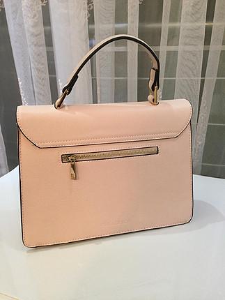 diğer Beden pudra Renk Yeni etiketli pudra pembesi çanta????