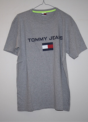 Tommy Jeans Tshirt Gri