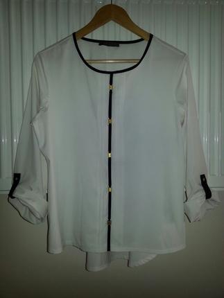 Xl Beden Çok Şık Bluz BNG Design