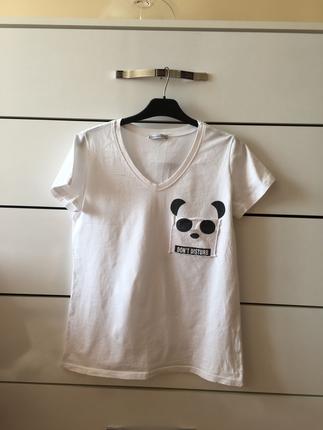 Beyaz T Shirt T-shirt