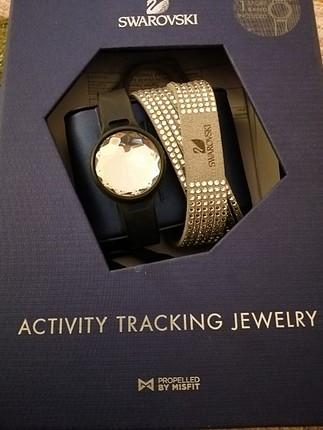 Activity Tracking Jewelry