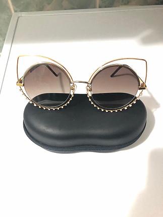 Orjinal rachel paris güneş gözlüğü sıfır kutulu