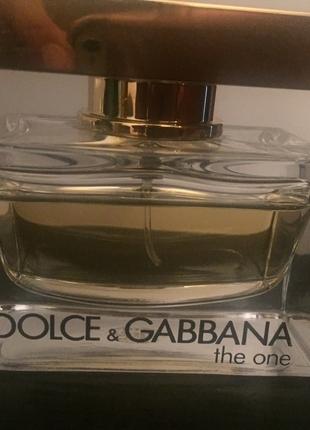Dolce Gabbana The One EDP 50 ml