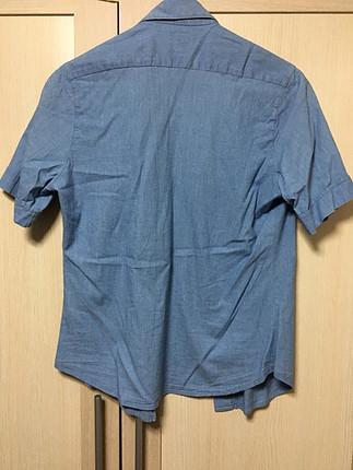 Gömlek kısa