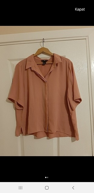 pudra rengi gömlek