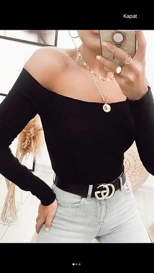Siyah Crop