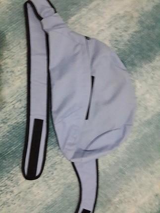 1,2 kez kullanılmış bel çantası