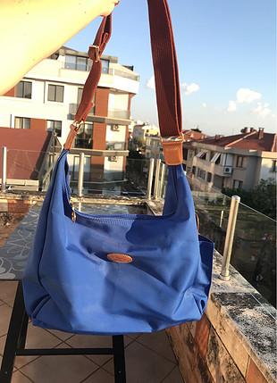 Hasarsız Longchamp Çanta