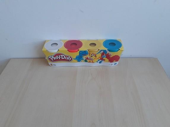 Play-Doh 4 Renk Oyun Hamuru