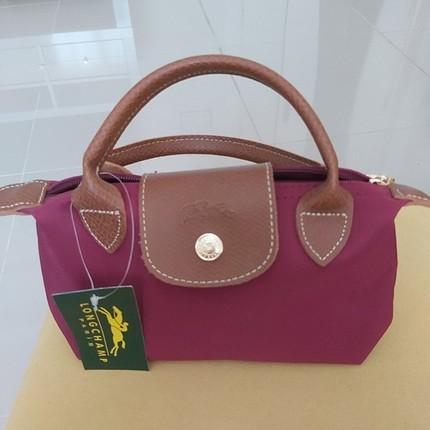Sıfır Longchamp el çantası
