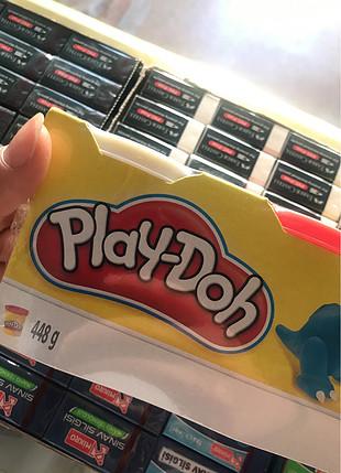 Play-doh hamur