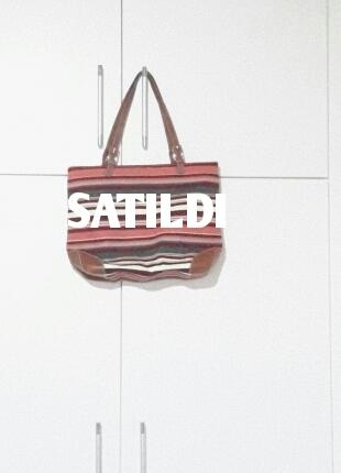 Yurtdışından ithal orjinal çanta