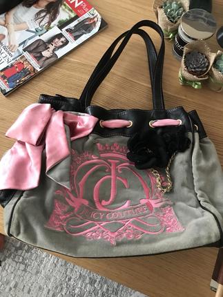 JUICY COUTURE orjinal kol çantası