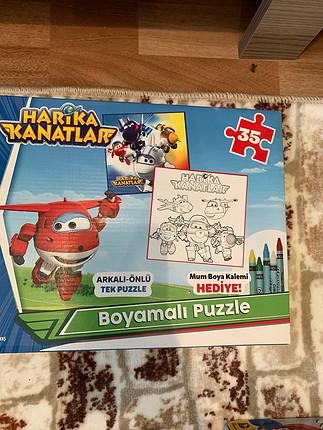 35 parça puzzle