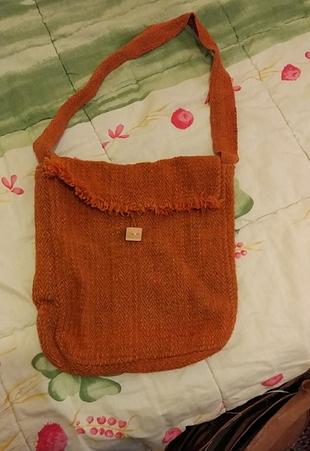 Etnik Dokuma Çanta çanta