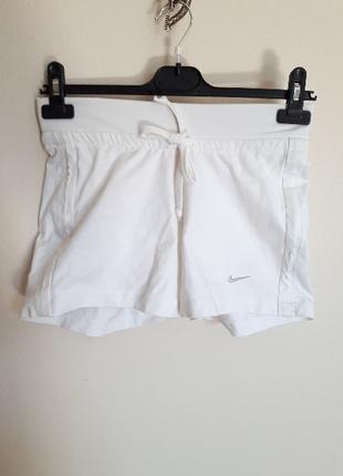 Nike beyaz sort