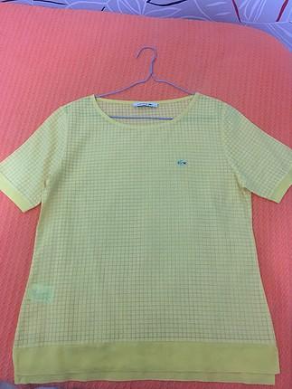 Lacoste tşört gömlek