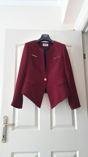 Bordo Ceket Modagram
