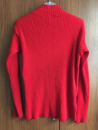 Diğer Kırmızı kazak