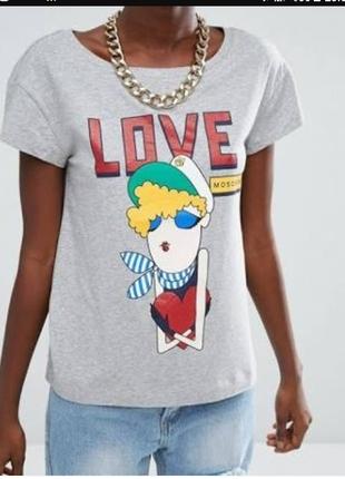 Moschino İhrac Fazlasi Tshirt Love Moschino