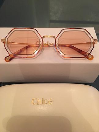 diğer Beden Chloe güneş gözlüğü