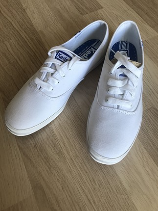40 Beden beyaz Renk Keds ayakkabı