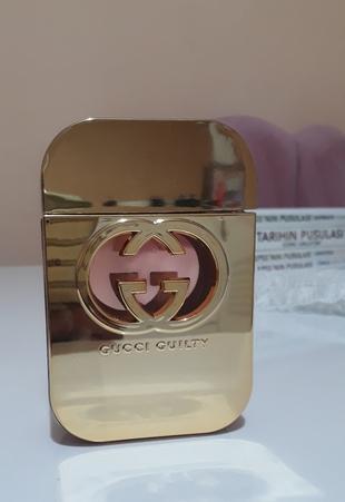 Gucci Guilty 75 ml bayan tester parfum