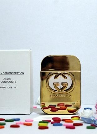 Gucci Guilty 75Ml Bayan Parfüm Tester Parfüm Gucci