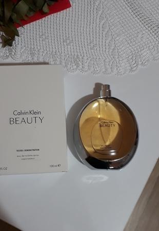 Calvin Klein Beauty 100 ml bayan tester parfum