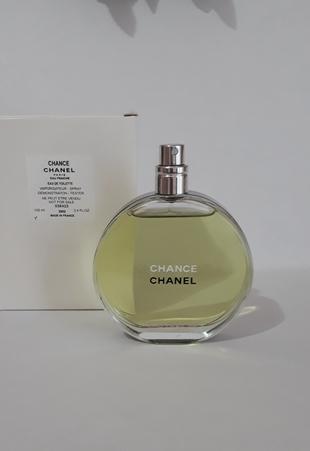 Chanel Chance Fraiche 100 ml bayan tester parfum
