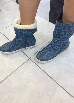 Kışlık Çizme Vogue
