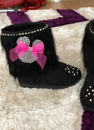 Ugg Hello Kitty Şipşirin Bot Ugg