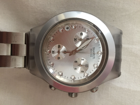 Swatch Muhteşem Saat Swatch