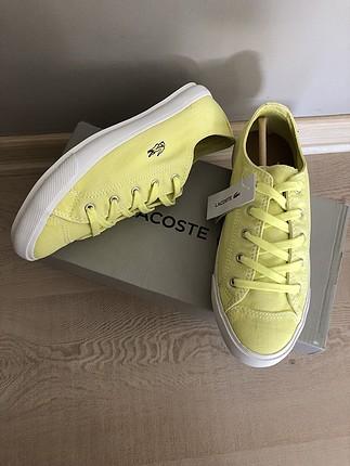 Lacoste ayakkabı..