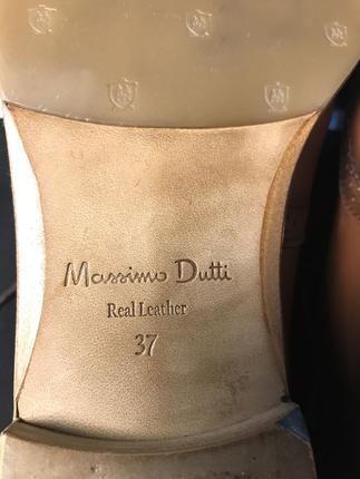 37 Beden kahve Renk Kadın oxford maxximo dutti