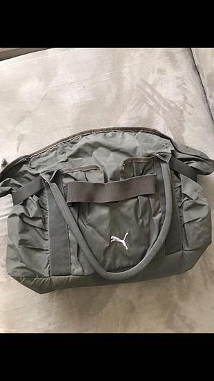 Puma spor çanta