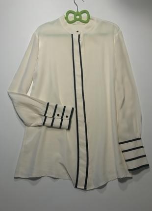 Şık Uzun Tunik Bluz
