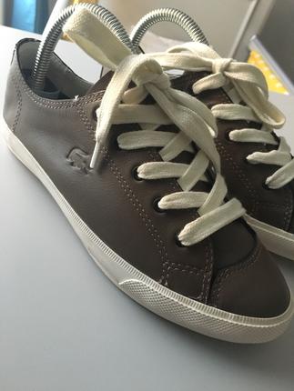 Lacoste Deri Sneakers Lacoste