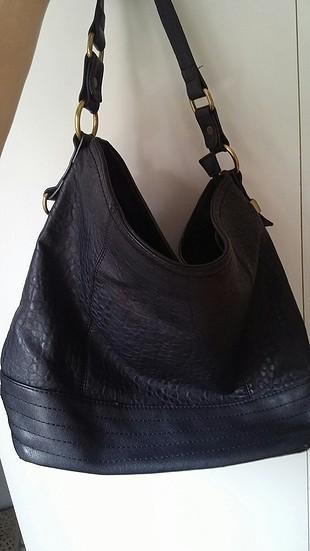 universal Beden siyah Renk derimod siyah çanta