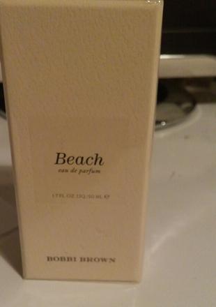 Bobbi Brown 50Ml Parfüm Beach Eau De Parfüm.orijinal Pazarlik Yo Kozmetik