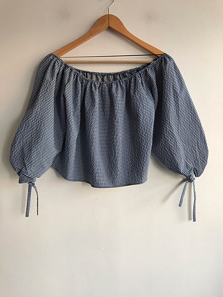 Ekoseli bluz
