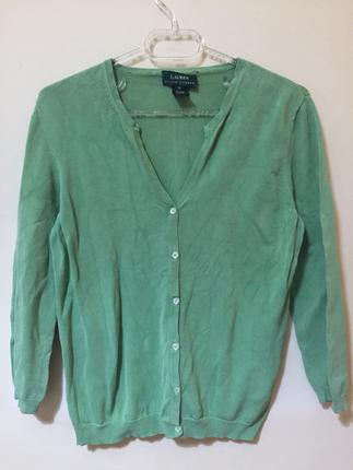 Yeşil Hırka Ralph Lauren