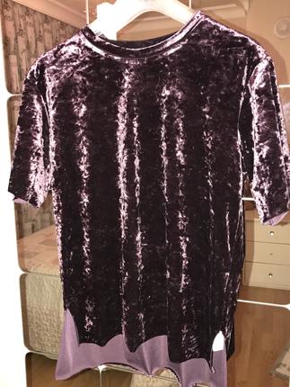 Kadife Tshirt T-shirt