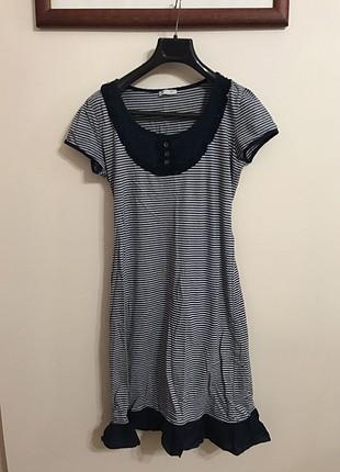 Soutblue/sevenhill elbise