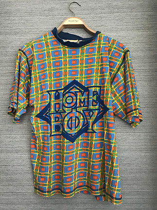 diğer Beden Home boy vintage tshirt