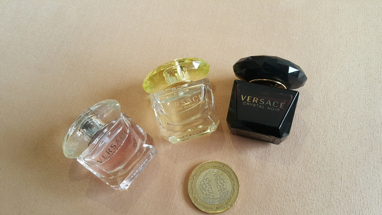 5 ML DELUXE VERSACE YELLOW DIAMOND