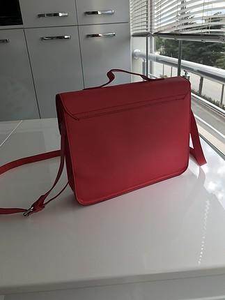 diğer Beden Kırmızı çapraz çanta.