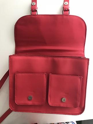 diğer Beden kırmızı Renk Kırmızı çapraz çanta.